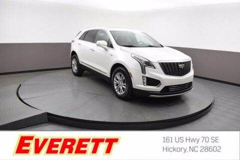2020 Cadillac XT5 for sale at Everett Chevrolet Buick GMC in Hickory NC