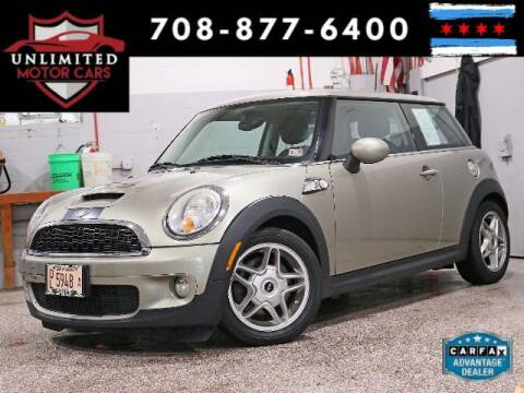 2008 MINI Cooper for sale at Unlimited Motor Cars in Bridgeview IL