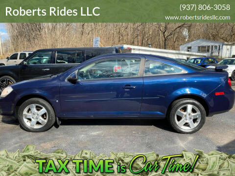 2008 Chevrolet Cobalt for sale at Roberts Rides LLC in Franklin OH