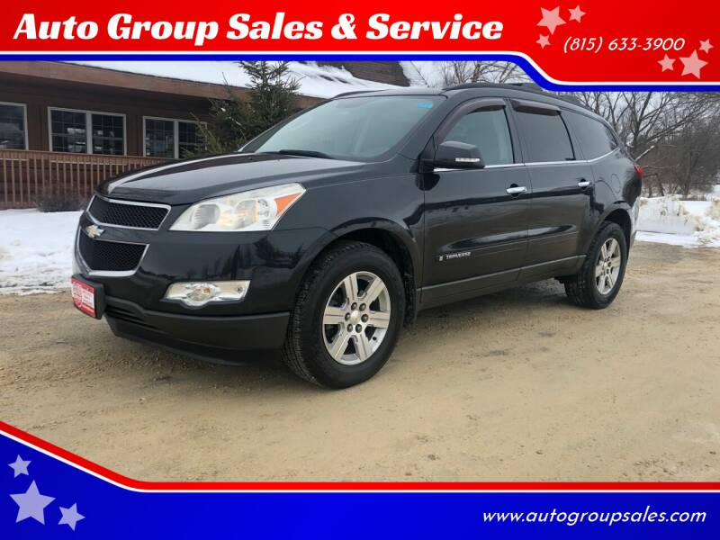 2009 Chevrolet Traverse for sale at Auto Group Sales in Roscoe IL