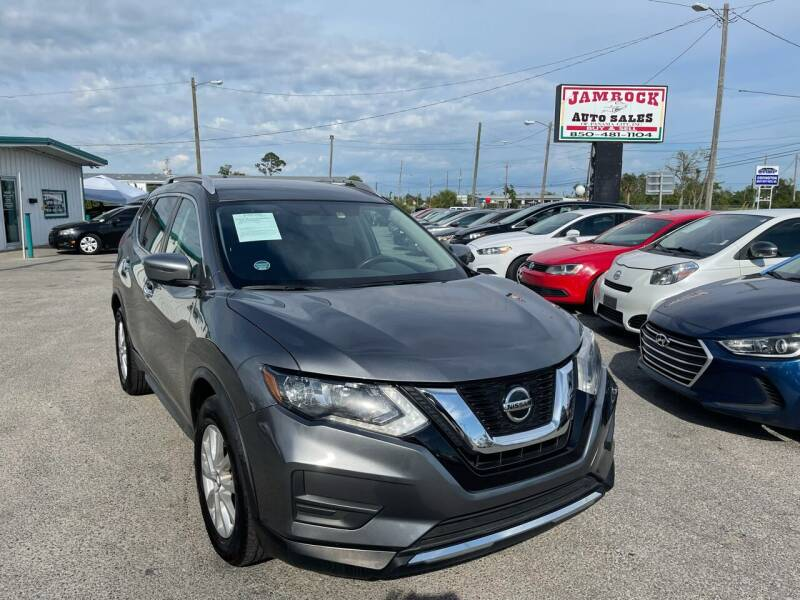 2018 Nissan Rogue for sale at Jamrock Auto Sales of Panama City in Panama City FL