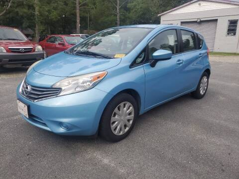 2015 Nissan Versa Note for sale at Tri State Auto Brokers LLC in Fuquay Varina NC