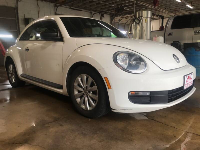 2013 Volkswagen Beetle for sale at Circle L Auto Sales Inc in Stuttgart AR