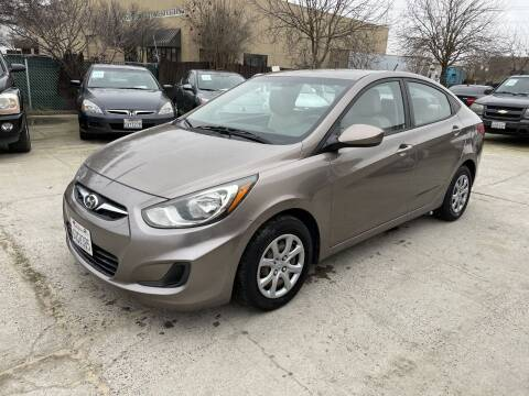 2012 Hyundai Accent for sale at Carspot Auto Sales in Sacramento CA