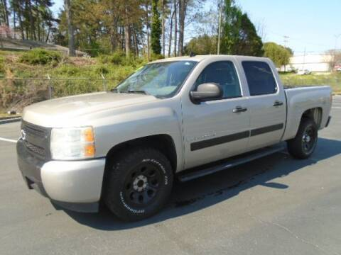 2008 Chevrolet Silverado 1500 for sale at Atlanta Auto Max in Norcross GA