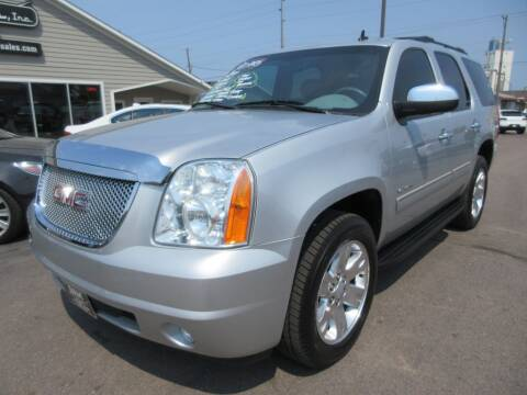 2011 GMC Yukon for sale at Dam Auto Sales in Sioux City IA