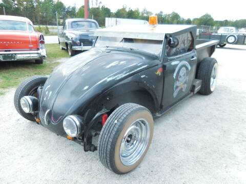 1975 Volkswagen Beetle for sale at Classic Cars of South Carolina in Gray Court SC