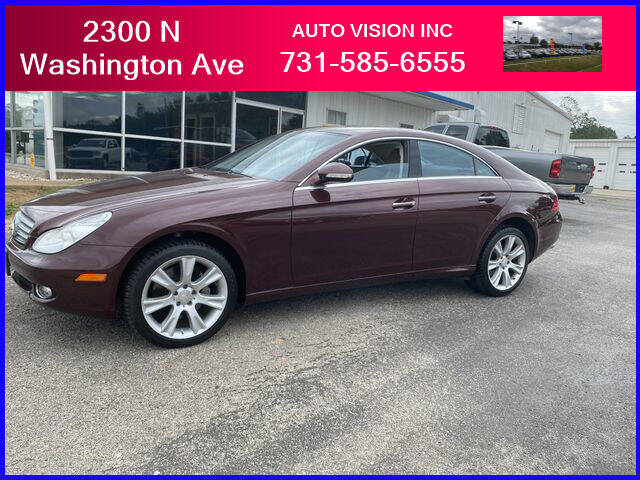 2008 Mercedes-Benz CLS for sale at Auto Vision Inc. in Brownsville TN