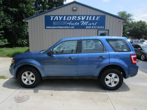 2010 Ford Escape for sale at Taylorsville Auto Mart in Taylorsville NC