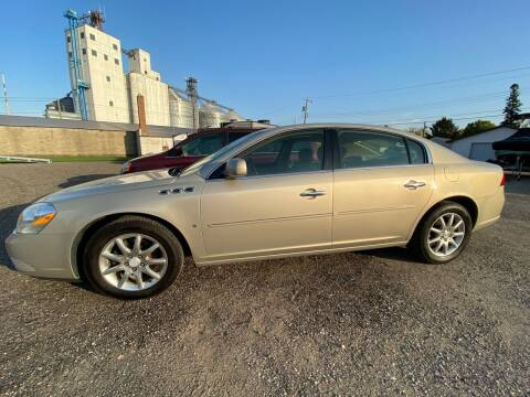 2008 Buick Lucerne for sale at Main Street Motors in Wheaton MN