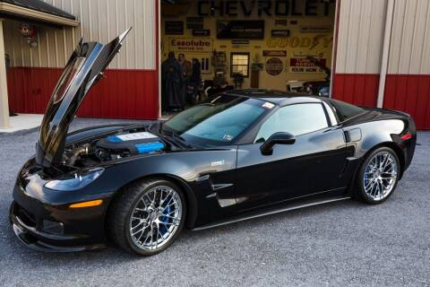 2013 Chevrolet Corvette for sale at All Collector Autos LLC in Bedford PA