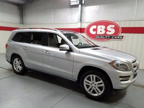 2014 Mercedes-Benz GL-Class for sale at CBS Quality Cars in Durham NC