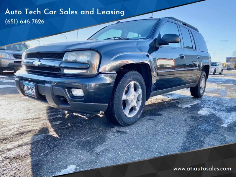 2005 Chevrolet TrailBlazer EXT for sale at Auto Tech Car Sales in Saint Paul MN