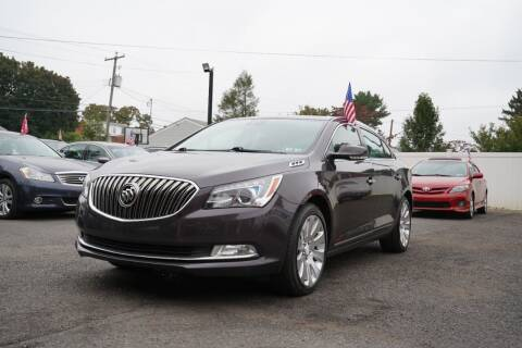 2014 Buick LaCrosse for sale at HD Auto Sales Corp. in Reading PA