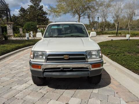 1998 Toyota 4Runner for sale at M&M and Sons Auto Sales in Lutz FL
