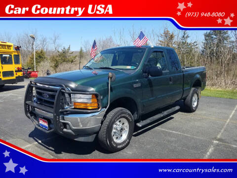 2001 Ford F-250 Super Duty for sale at Car Country USA in Augusta NJ