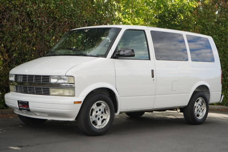 2005 Chevrolet Astro for sale at Beaverton Auto Wholesale LLC in Hillsboro OR
