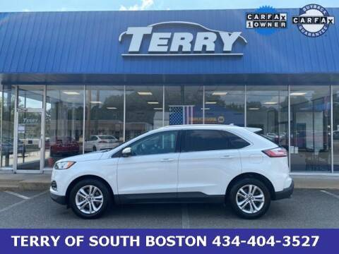 2019 Ford Edge for sale at Terry of South Boston in South Boston VA