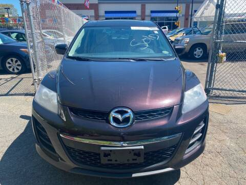 2010 Mazda CX-7 for sale at Polonia Auto Sales and Service in Hyde Park MA