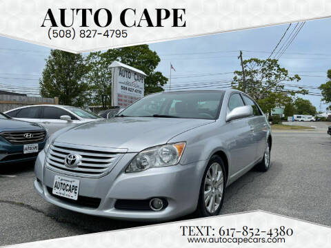 2010 Toyota Avalon for sale at Auto Cape in Hyannis MA