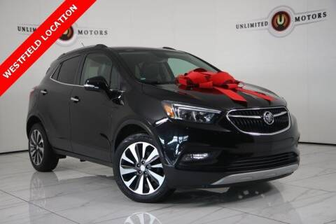 2018 Buick Encore for sale at INDY'S UNLIMITED MOTORS - UNLIMITED MOTORS in Westfield IN