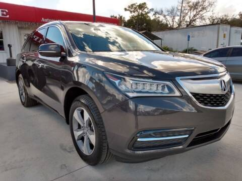 2014 Acura MDX for sale at Empire Automotive Group Inc. in Orlando FL