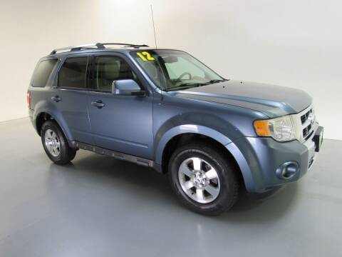 2012 Ford Escape for sale at Salinausedcars.com in Salina KS