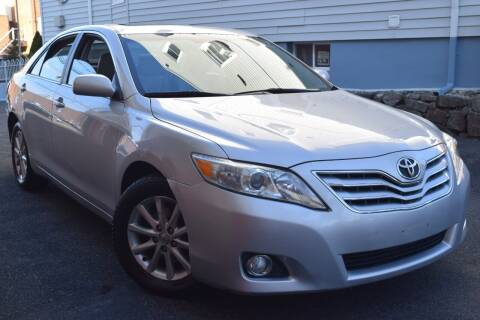 2011 Toyota Camry for sale at VNC Inc in Paterson NJ