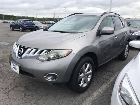 2009 Nissan Murano for sale at All American Imports in Arlington VA