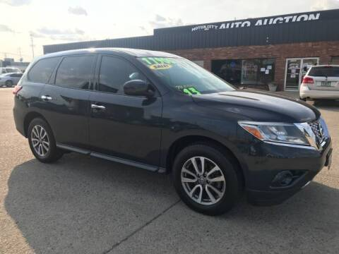 2013 Nissan Pathfinder for sale at Motor City Auto Auction in Fraser MI