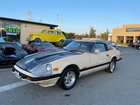 1982 Datsun 280ZX for sale at Dodi Auto Sales in Monterey CA