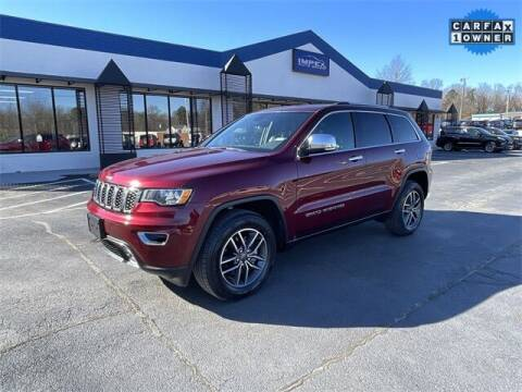 2019 Jeep Grand Cherokee for sale at Impex Auto Sales in Greensboro NC