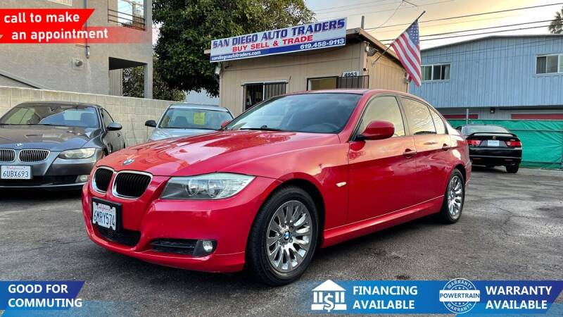 2009 BMW 3 Series for sale at San Diego Auto Traders in San Diego CA