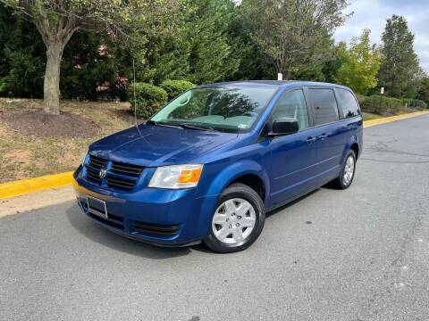 2010 Dodge Grand Caravan for sale at Aren Auto Group in Sterling VA