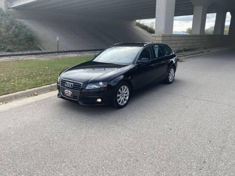2011 Audi A4 for sale at Apple Auto in La Crescent MN
