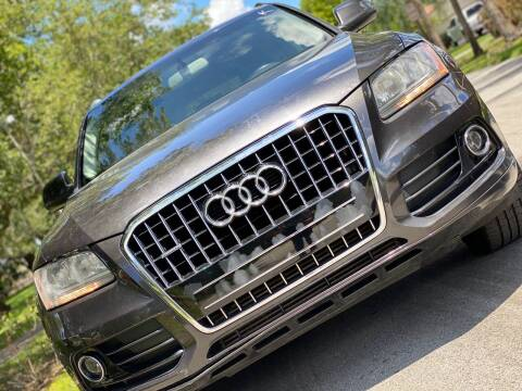 2014 Audi Q5 for sale at HIGH PERFORMANCE MOTORS in Hollywood FL