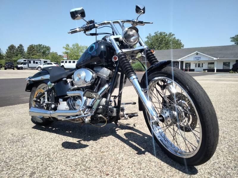 2000 Harley-Davidson SOFTAIL STANDARD (FXST) for sale at Boondox Motorsports in Caledonia MI