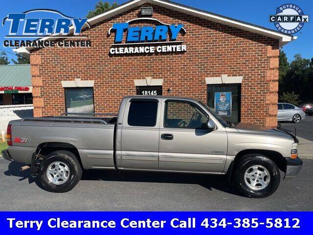2000 Chevrolet Silverado 1500 for sale at Terry Clearance Center in Lynchburg VA