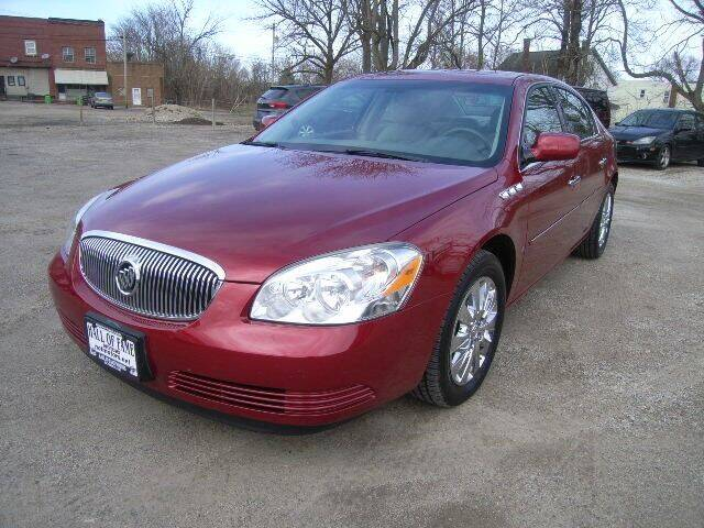 2008 Buick Lucerne for sale at HALL OF FAME MOTORS in Rittman OH