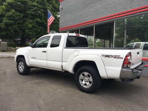 2014 Toyota Tacoma for sale at Street Dreams Auto Inc. in Highland Falls NY