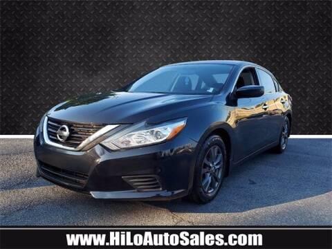 2018 Nissan Altima for sale at Hi-Lo Auto Sales in Frederick MD