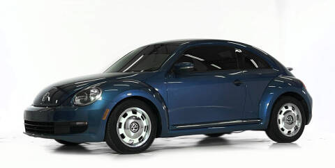 2016 Volkswagen Beetle for sale at Houston Auto Credit in Houston TX