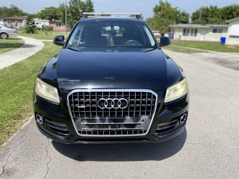 2013 Audi Q5 for sale at CAR UZD in Miami FL