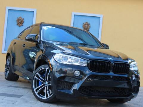 2016 BMW X6 M for sale at Paradise Motor Sports LLC in Lexington KY