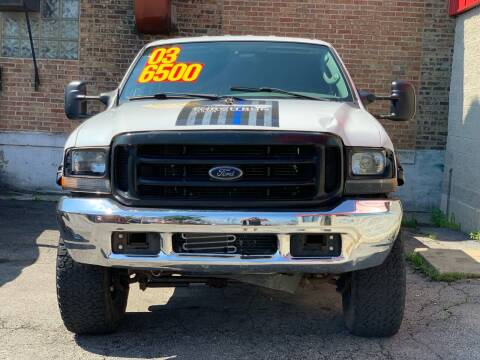 2003 Ford F-350 Super Duty for sale at Alpha Motors in Chicago IL