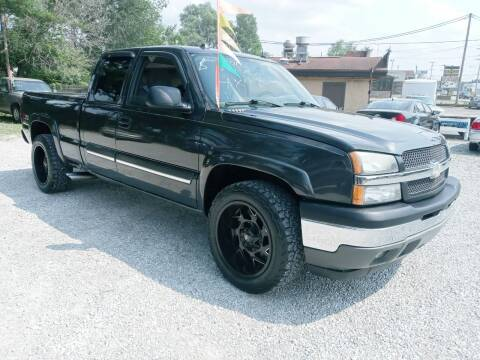 2005 Chevrolet Silverado 1500 for sale at Easy Does It Auto Sales in Newark OH