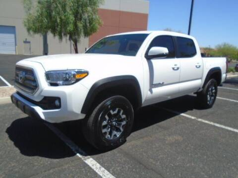 2016 Toyota Tacoma for sale at COPPER STATE MOTORSPORTS in Phoenix AZ
