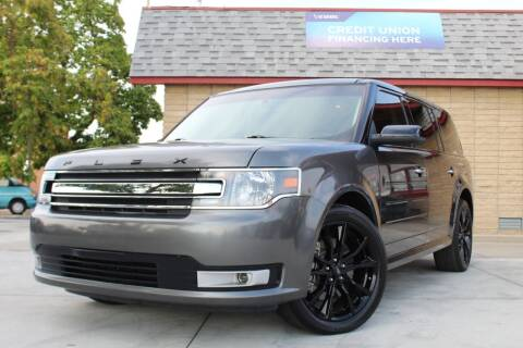 2018 Ford Flex for sale at ALIC MOTORS in Boise ID