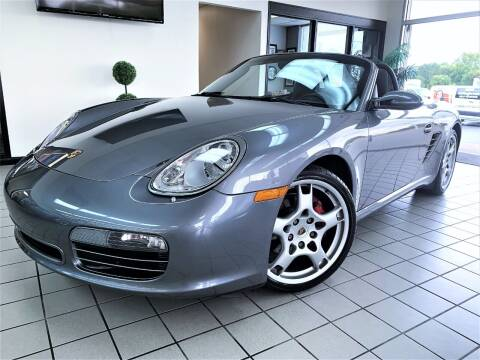 2006 Porsche Boxster for sale at SAINT CHARLES MOTORCARS in Saint Charles IL