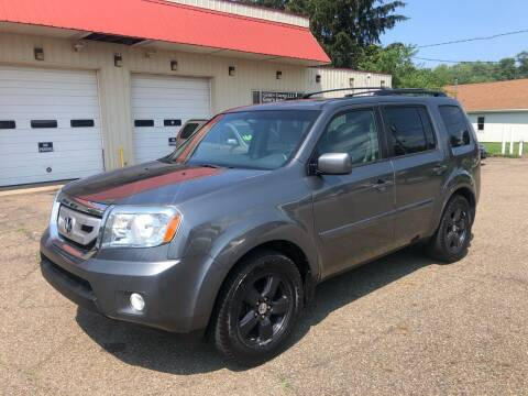 2011 Honda Pilot for sale at Grims Auto Sales in North Lawrence OH